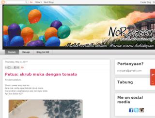 noreason.my screenshot