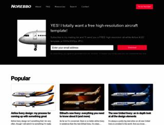 norebbo.com screenshot