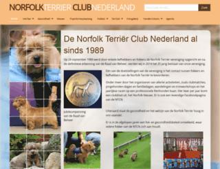 norfolk.nl screenshot