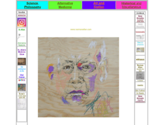 normanallan.com screenshot