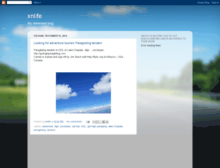 normlawlor.blogspot.ca screenshot