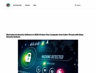 norse-corp.com screenshot