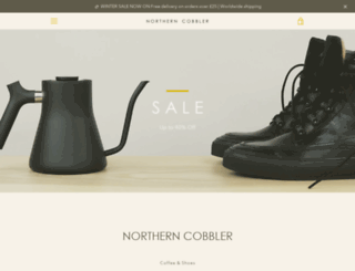 northerncobbler.com screenshot