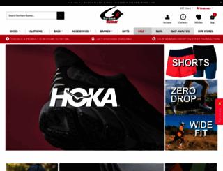 northernrunner.com screenshot