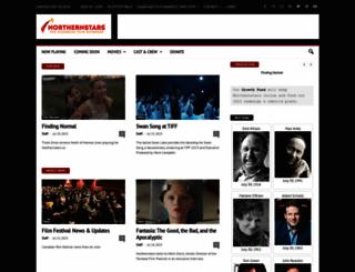 northernstars.ca screenshot