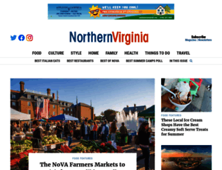 northernvirginiamag.com screenshot