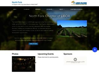 northfork.lirealtor.com screenshot