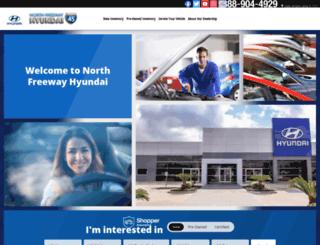 northfreewayhyundai.com screenshot