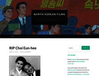 northkoreanfilms.com screenshot