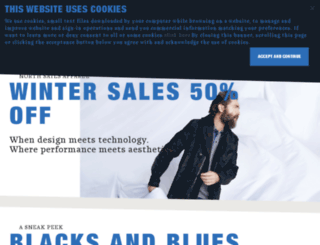 northsails-sportswear.com screenshot