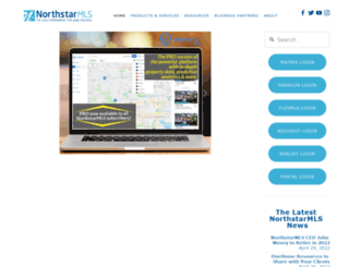 northstarmls.com screenshot