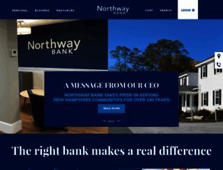 northwaybank.com screenshot