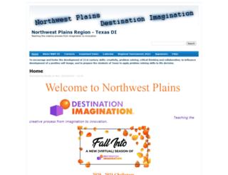 northwest.txdi.org screenshot