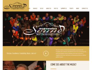 northwestsound.org screenshot