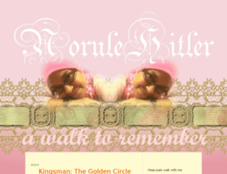 norulehitler.blogspot.com screenshot
