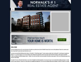 norwalkrealestatetodd.com screenshot