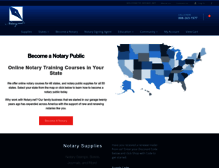 notary.net screenshot