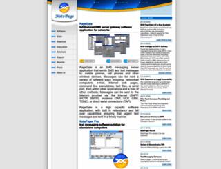 notepage.net screenshot