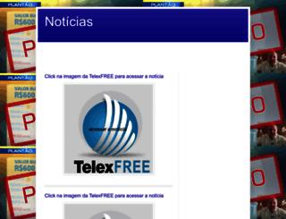 noticiastelexfree2015.blogspot.com.br screenshot