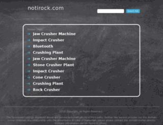 notirock.com screenshot