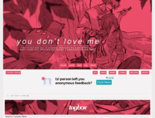 notlove.jcink.net screenshot