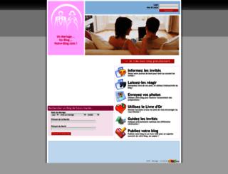 notre-blog.com screenshot