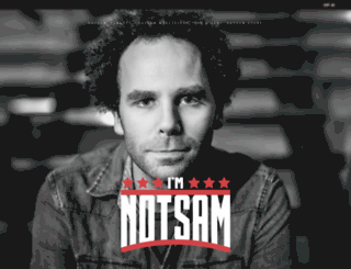 notsam.com screenshot