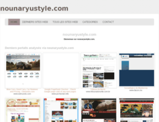 nounaryustyle.com screenshot