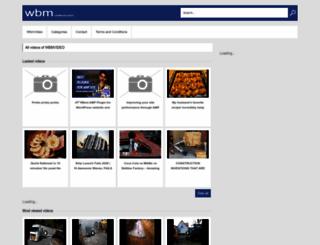 nov.wbmvideo.com screenshot