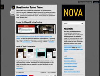 nova.stylehatch.co screenshot