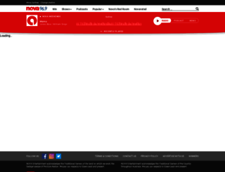 nova100.com.au screenshot