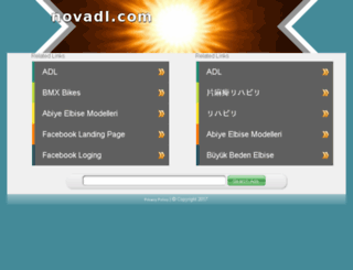 novadl.com screenshot