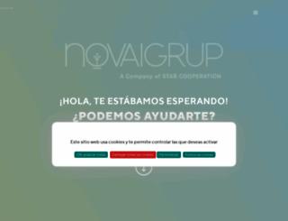 novaigrup.com screenshot