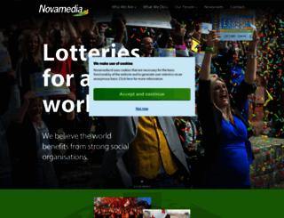 novamedia.com screenshot