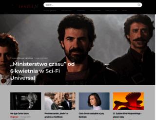 novela.pl screenshot