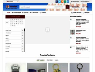 noveltysouvenir.com screenshot