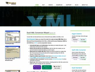 novixys.com screenshot