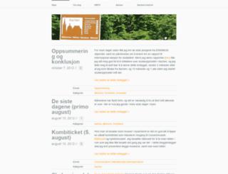 nowach.wordpress.com screenshot