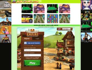 nowgamez.com screenshot