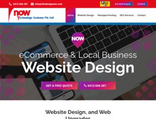 nowtechnologysystems.com.au screenshot