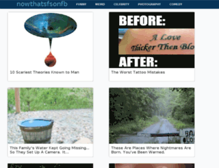 nowthatsfsonfb.com screenshot
