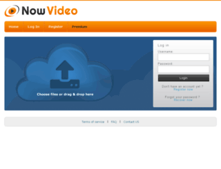 nowvideo.co screenshot