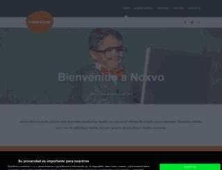 noxvo.com screenshot