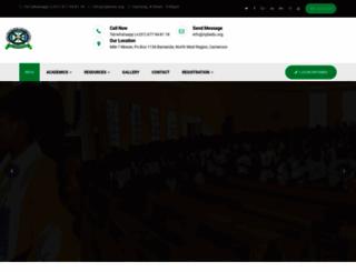 npbedu.org screenshot