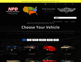 npdlink.com screenshot