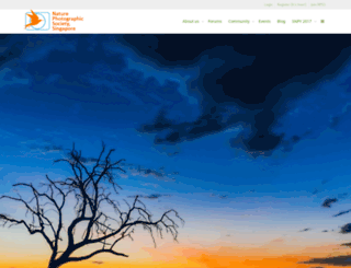 npss.org.sg screenshot