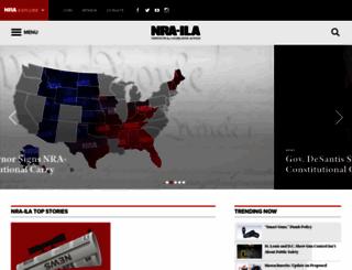 nraila.org screenshot