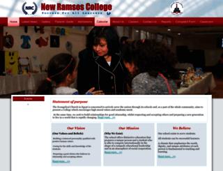 nrcschools.com screenshot