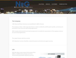 nrgaps.com.cy screenshot