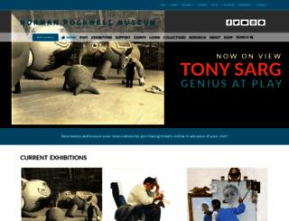 nrm.org screenshot